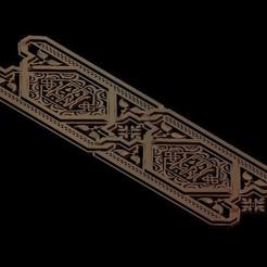 Descargar archivo 3D gratis Arte oriental de la pared del marco, 3DPrinterFiles