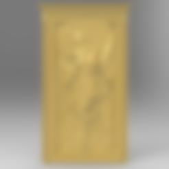 Screenshot_18.png Télécharger fichier STL gratuit Suspension murale fille nue sexy • Plan imprimable en 3D, 3DPrinterFiles