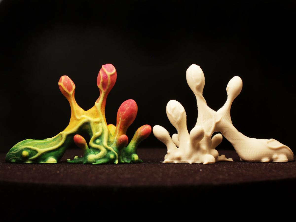 """mb03_x1200.png Télécharger fichier STL gratuit Installation de table : """"Blob Crowd Plant 2"""" (Végétation exotique 17) • Modèle pour imprimante 3D, GrimGreeble"""