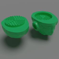 untitled.png Télécharger fichier STL Congélateur pour broyeur • Objet imprimable en 3D, Albano