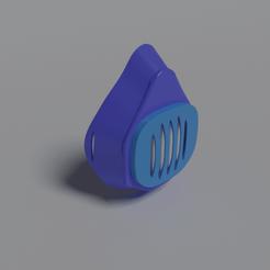 Descargar modelos 3D para imprimir Mascara para COVID-19 (Coronavirus), Albano