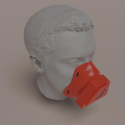 Télécharger fichier STL Masque pour COVID-19 (Coronavirus) V2.0, Albano