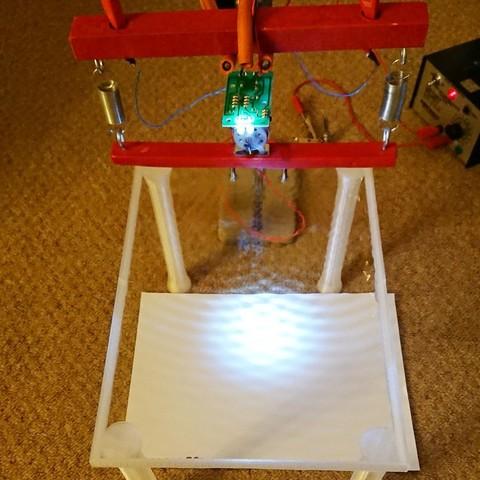 Free 3D printer model Ripple tank, poblocki1982