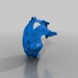 Download free STL file Locutus mask • 3D printer template, poblocki1982