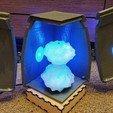 Download free 3D printer templates Bajoran Orb of Prophets (Levitating LED version), poblocki1982