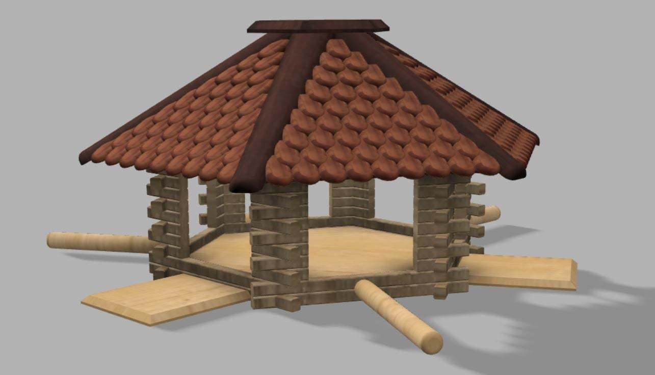 Capture2.JPG Télécharger fichier STL gratuit Maison des oiseaux • Modèle pour imprimante 3D, poblocki1982