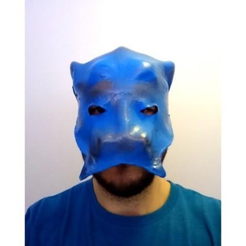 Download free STL file Benzite mask, poblocki1982