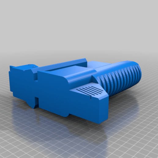 rifle_part_4.png Download free STL file Photon Rifle (The Flash) • 3D print template, poblocki1982