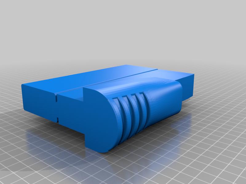 rifle_part_5.png Download free STL file Photon Rifle (The Flash) • 3D print template, poblocki1982