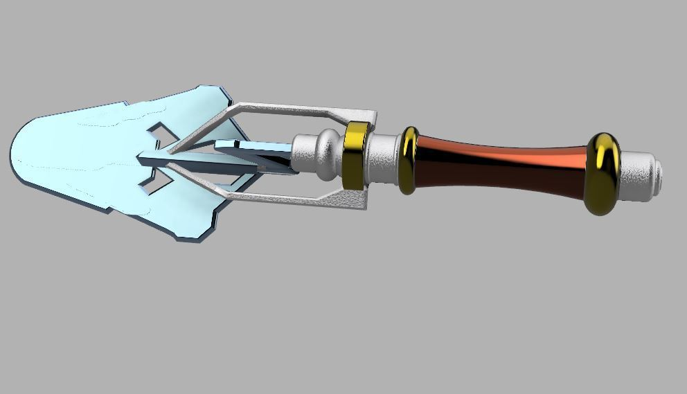 Capture.JPG Télécharger fichier STL gratuit Truelle sonique (LED) • Design à imprimer en 3D, poblocki1982