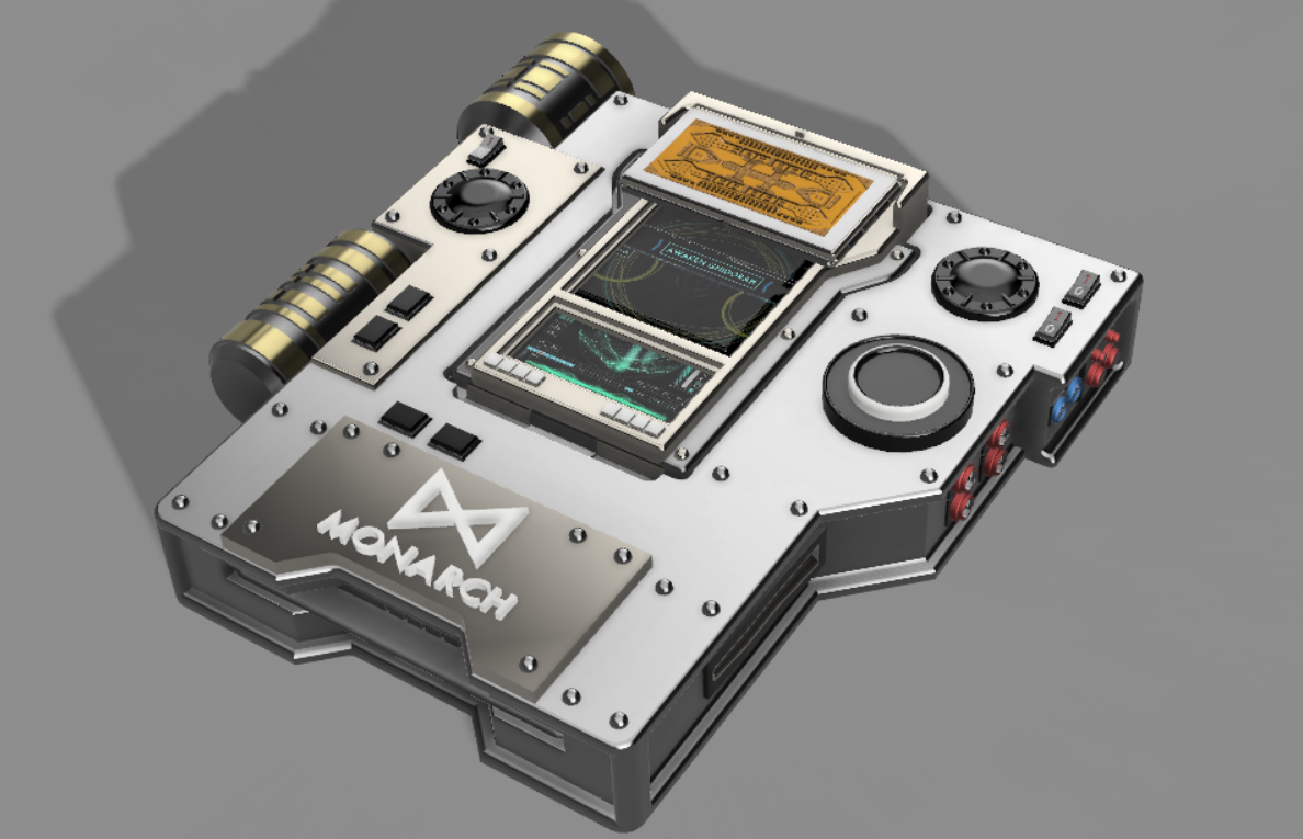 Capture5.PNG Download free STL file ORCA communicator (Godzilla) • 3D printing object, poblocki1982