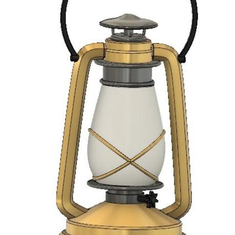 4bf460f3a67ec46620ac96e3ad11f1a5_display_large.jpg Download free STL file Kerosene lamp • 3D printer design, poblocki1982