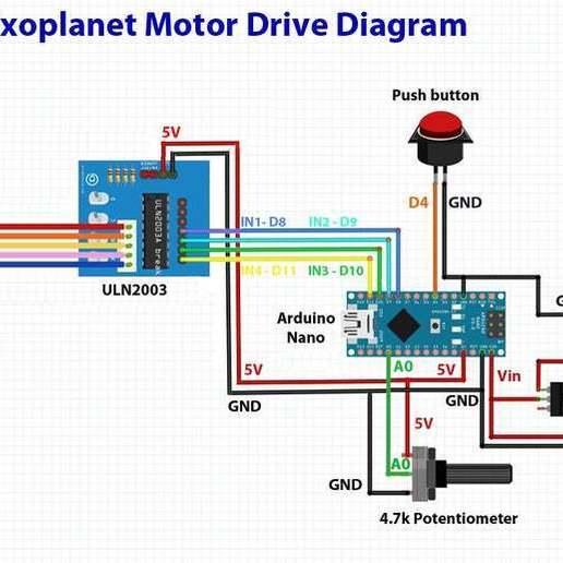 Exoplanet_motor_diagram.jpg Télécharger fichier STL gratuit Démonstration de transit d'Exoplanet • Design à imprimer en 3D, poblocki1982
