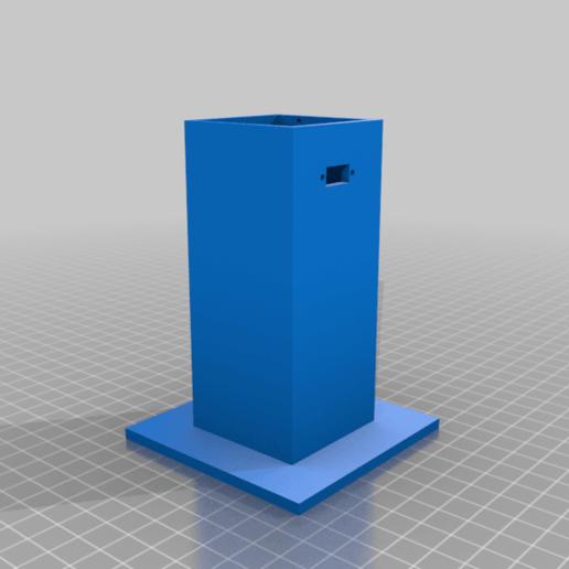 LDR_case.png Télécharger fichier STL gratuit Démonstration de transit d'Exoplanet • Design à imprimer en 3D, poblocki1982