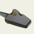 Download free 3D printer designs Scalosian weapon TOS, poblocki1982