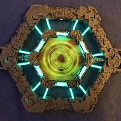 Download free 3D printing files Borg transwarp conduit, poblocki1982