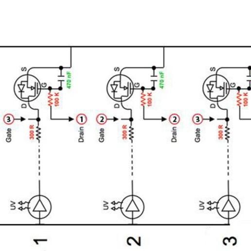 schematic.jpg Télécharger fichier STL gratuit Oscillateur à verre d'uranium • Plan imprimable en 3D, poblocki1982