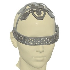 Download free STL file ST Discovery Visor • Template to 3D print, poblocki1982