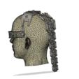 Download free 3D printer designs ST Discovery Visor (version 2), poblocki1982