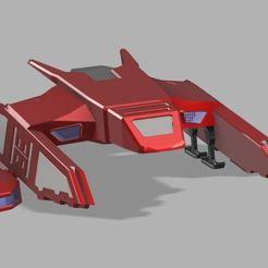Capture1.JPG Download free STL file La Sirena (ST Picard) • 3D printing model, poblocki1982