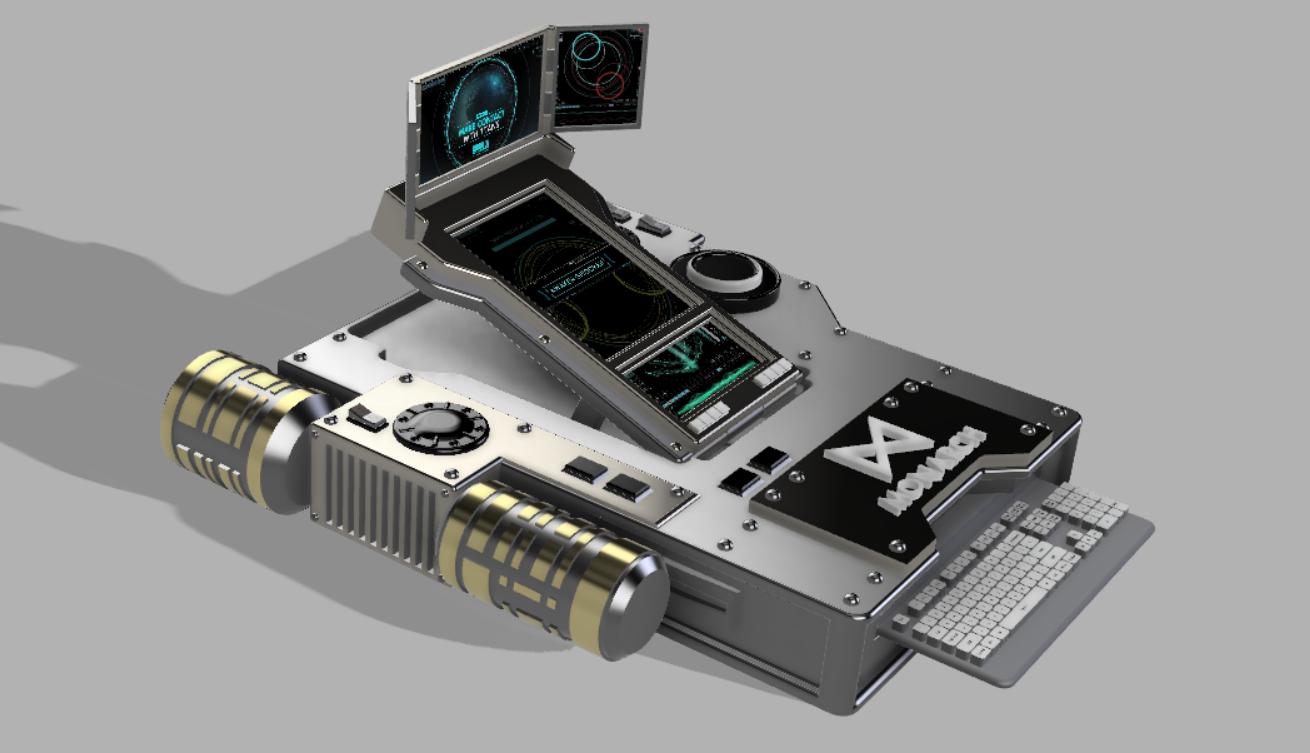 Capture2.PNG Download free STL file ORCA communicator (Godzilla) • 3D printing object, poblocki1982