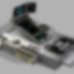 main_body_part_2.stl Download free STL file ORCA communicator (Godzilla) • 3D printing object, poblocki1982