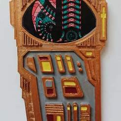 Free 3D printer model Cardassian PADD, poblocki1982