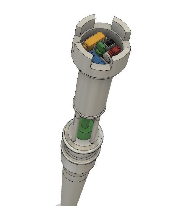 75a99ff44d3529f0e6a1633c7215ab77_display_large.jpg Download free STL file Dune Thumper - working • 3D printing design, poblocki1982