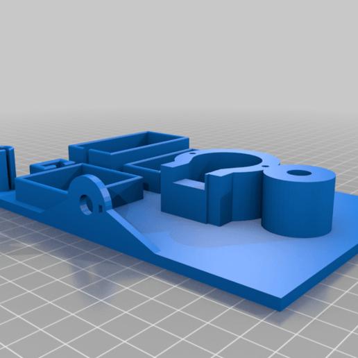 main_body.png Télécharger fichier STL gratuit Démonstration de transit d'Exoplanet • Design à imprimer en 3D, poblocki1982