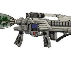 Download free 3D printing models GI Joe Nanomites launcher, poblocki1982