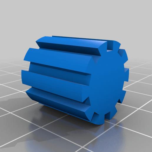 pot_knob.png Télécharger fichier STL gratuit Démonstration de transit d'Exoplanet • Design à imprimer en 3D, poblocki1982