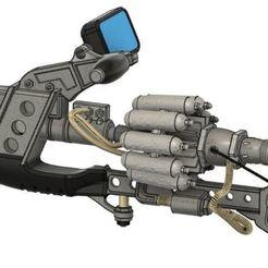 Capture.JPG Télécharger fichier STL gratuit Pistolet à foudre Matrix • Modèle pour imprimante 3D, poblocki1982