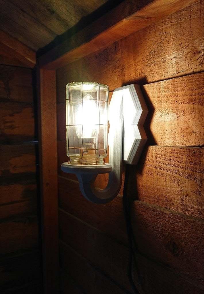_20200603_165316.JPG Télécharger fichier STL gratuit Lampe industrielle à bocal • Design à imprimer en 3D, poblocki1982