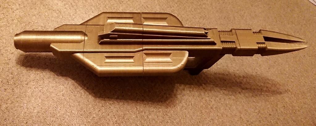 eb90ccfcb3a441bf2eb4391cf0675533_display_large.JPG Download free STL file Star Trek Voyager Compression Rifle • 3D print design, poblocki1982