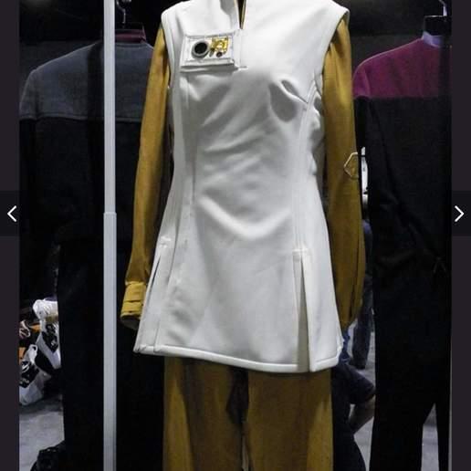 received_1513874588779519.jpeg Download free STL file Carol Marcus costume bits • Template to 3D print, poblocki1982