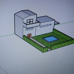 Download free 3D printing models original home, Marc3D