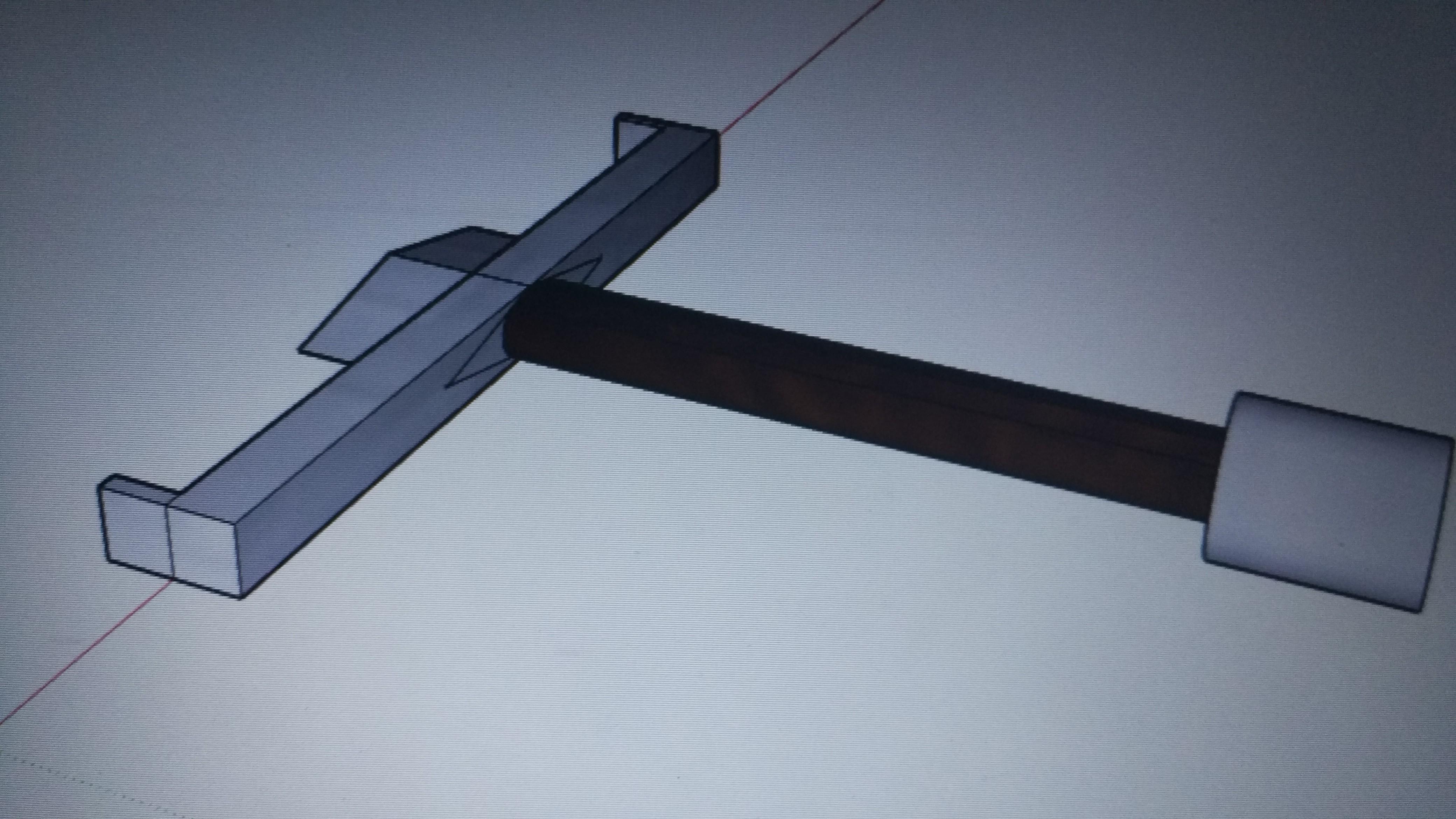 IMG_20190210_182241.jpg Download free STL file sword trunks • 3D print template, Marc3D