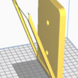 Download free 3D printing files iphone 7+ wall mount, imprimezen3d