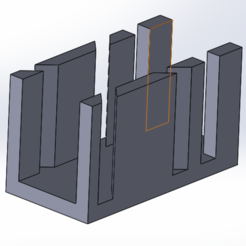 Download free 3D printing templates mitre box, imprimezen3d
