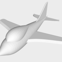 Download free 3D printer files aircraft, imprimezen3d