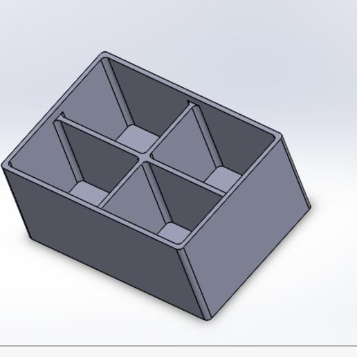 Télécharger modèle 3D gratuit boite , imprimezen3d