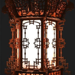 45e77c67102c9ef20823a9dcaa88e8cf.png Download free STL file lantern chinese style • 3D printer object, gaevskiiy