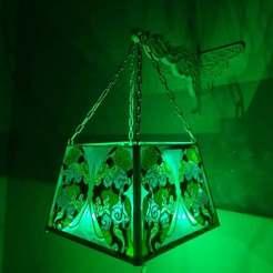 -ночник.jpg Télécharger fichier STL gratuit Lustre, papillon de nuit • Modèle à imprimer en 3D, gaevskiiy