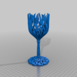 Download free STL file stand for glass • 3D printing design, gaevskiiy