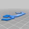 Télécharger fichier STL gratuit autocollant sur l'interrupteur • Objet pour impression 3D, gaevskiiy