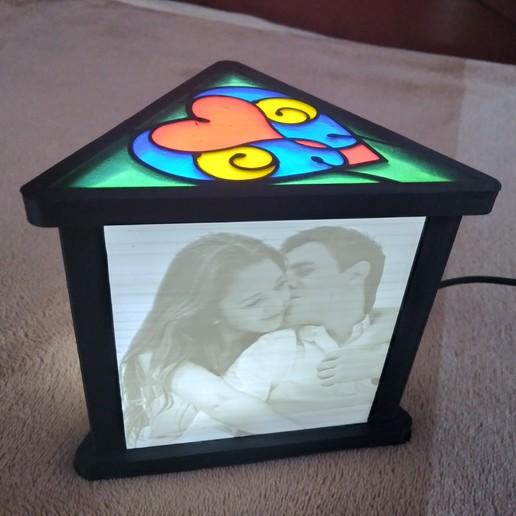 Download free STL file Night light • Template to 3D print, gaevskiiy