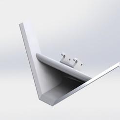 3D printing model Trapezoidal bucket cat330, samuelturri