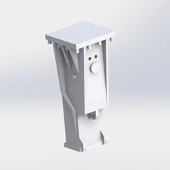 3D print files Excavator hammer 4.5cm, samuelturri
