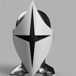 3D printer models Lisa Yadoramu Visored Mask - Bleach, Yurican