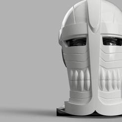 Descargar STL Hirako Shinji Mascarilla Visored Mask - Blanqueador, Yurican